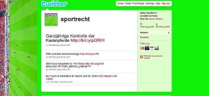 SportRecht on Twitter